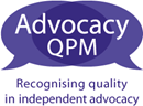 Advocacy Quality Mark Logo